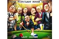 GIMP FIST/LAST ROUGH CAUSE - Last Orders (Split) [CD]