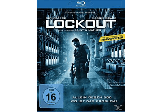 Lockout Science Fiction Blu-ray