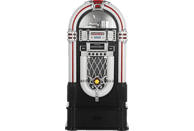 RICATECH RR1000 Black XL LED Jukebox Jukebox (Schwarz)