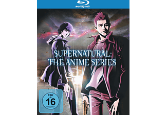 Supernatural - The Anime Series - (Blu-ray)