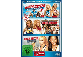 Girls United Again, Girls United - Alles oder nichts, Girls United - Alles auf Sieg - (DVD)