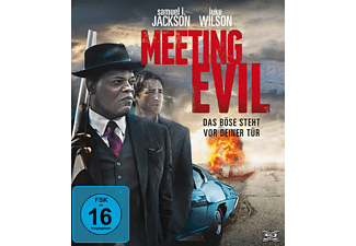 Meeting Evil - (Blu-ray)