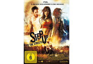 Step Up To The Streets - (DVD)