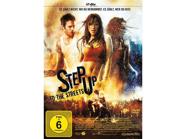 Step Up To The Streets [DVD]