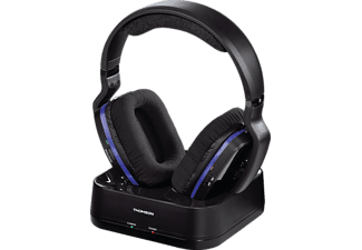 THOMSON Casque audio sans fil RF Noir (131959 WHP3311B