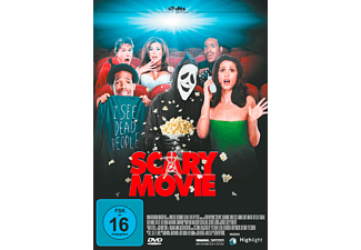 Scary Movie 1 Komödie DVD