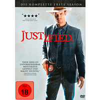 Justified - Staffel 1 [DVD]