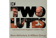 Ronn Mcfarlane, William Simms - Two Lutes: Lute Duets from Englands Golden Age [CD]