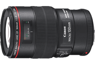 CANON EF 100mm f/2.8L Macro IS USM Objectief