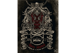 Watain - Opus Diaboli - (CD + DVD Video)