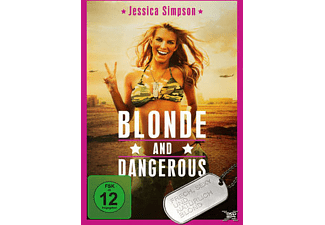 BLONDE & DANGEROUS - (DVD)