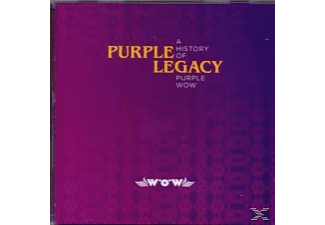 VARIOUS - Purple Legacy-A History Of Purple Wow [CD]