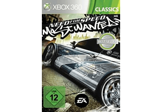 Need for Speed: Most Wanted (Classics) - Xbox 360