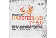 VARIOUS - The Best In Hardtechno Update 5.0 [CD]