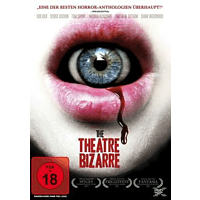 The Theatre Bizarre [DVD]
