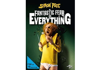 A Fantastic Fear Of Everything - (DVD)