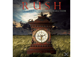 Rush - TIME STAND STILL - THE COLLECTION - (CD)