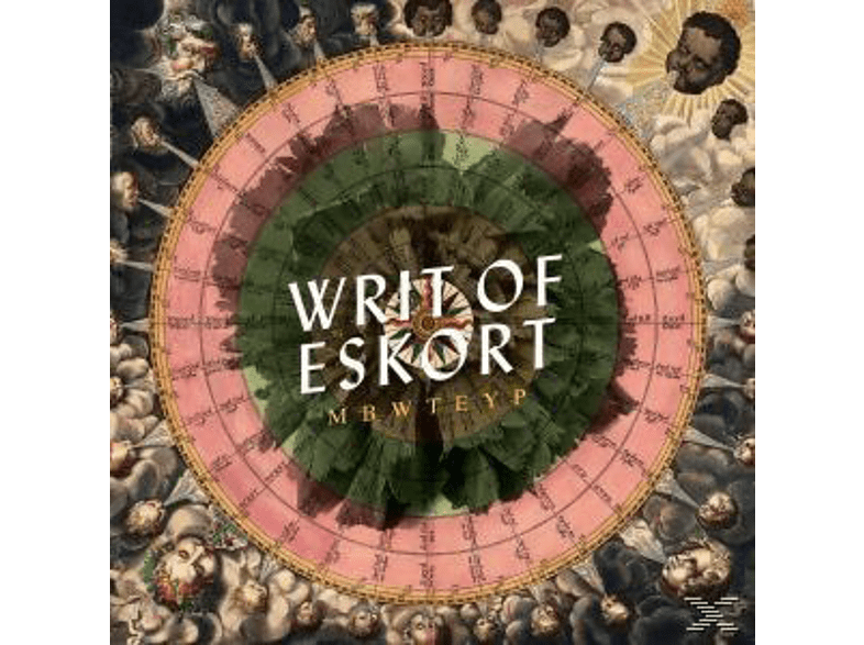 My Baby Wants To Eat Your Pussy, MBWTEYP (A.K.A. MY BABY WANTS TO EAT YOUR PUSSY) - Writ Of Eskort [Vinyl]