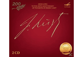 V. ASHKENAZI, L. BERMAN, PIAN - Dedicated To The 200th Anniversary - (CD)
