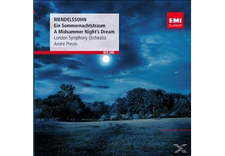 London Symphony Orchestra - Ein Sommernachtstraum / Mendelssohn: A Midsummer Night's Dream - (CD)