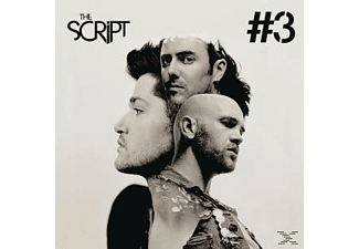 The Script 3 Pop CD