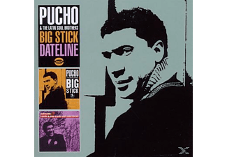 Pucho & His Latin Soul Brothers - Big Stick + Dateline - (CD)