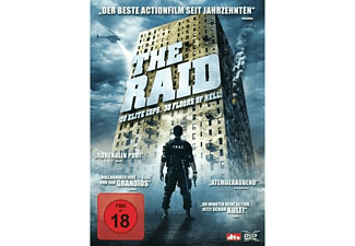 The Raid Action DVD