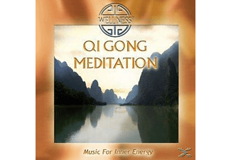 Temple Society - Qi Gong Meditation - (CD)