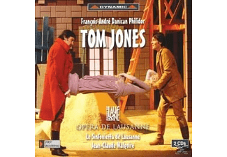 Sophie Marin Sebastien Droy - Tom Jones - (CD)