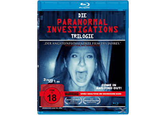 Paranormal Investigations Box - (Blu-ray)