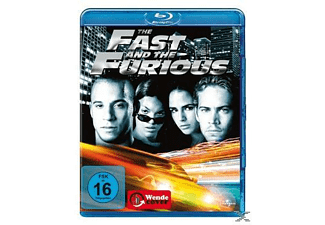 FAST & THE FURIOUS Action Blu-ray