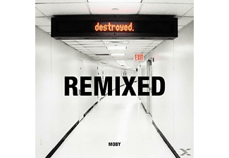 Moby - Destroyed Remixed - (CD)