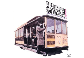 Thelonious Monk - Thelonious Alone In San Francisco - (CD)