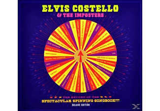 Elvis Costello - The Return Of The Spectacular Spinning Songbook - (CD + DVD Video)