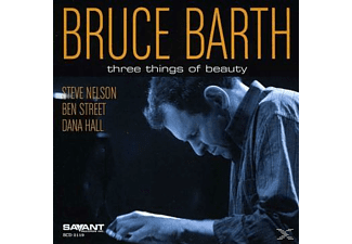 Bruce Barth - Three Things Of Beauty - (CD)