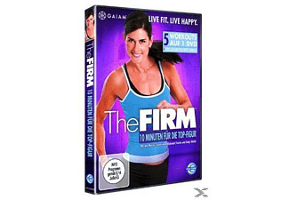 GAIAM-THE FIRM - 10 MINUTEN FÜR DIE TOP-FIGUR [DVD]