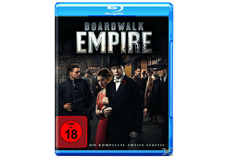 Boardwalk Empire - Die komplette 2. Staffel Krimi Blu-ray