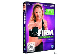 GAIAM - THE FIRM - 12 MINUTEN KALORIEN-KILLER - (DVD)
