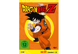 Dragonball Z – Box 1 (Episoden 1 - 35) - (DVD)