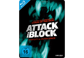 ATTACK THE BLOCK (BLU-RAY) - (Blu-ray)