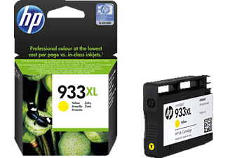 HP 933 XL Yellow Tintenpatrone CN056AE