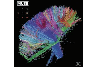 Muse THE 2ND LAW Rock CD