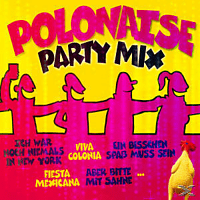 VARIOUS - Polonaise Party Mix [CD]