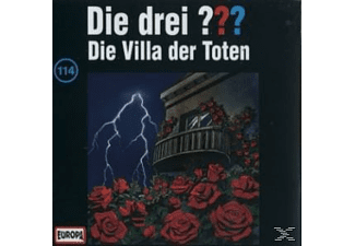 SONY MUSIC ENTERTAINMENT (GER) Die drei ??? 114: Die Villa der Toten