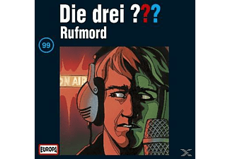 SONY MUSIC ENTERTAINMENT (GER) Die drei ??? 99: Rufmord