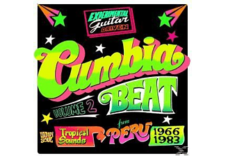 VARIOUS - Cumbia Beat Vol.2 - (Vinyl)