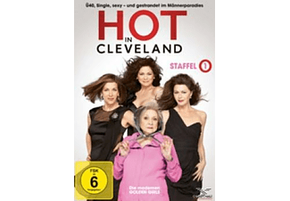 HOT IN CLEVELAND - STAFFEL 1 - (DVD)
