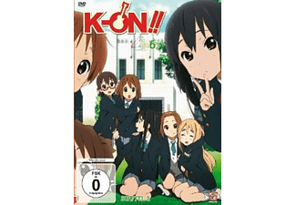 K-ON!! – 2. Staffel Vol. 6 - (DVD)