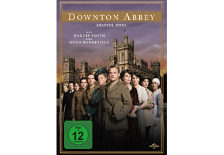 Downton Abbey - Staffel 2 [DVD]