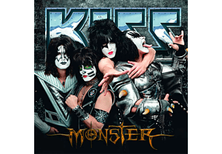 Kiss - Monster - (Vinyl)